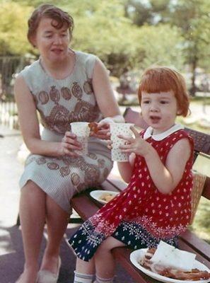 Stephanie Weaver and Mom