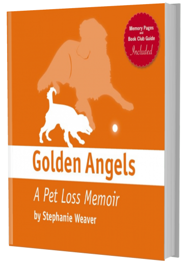 Book: Golden Angels by Stephanie Weaver