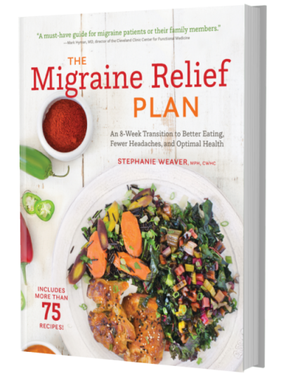 Book: Migraine Relief Plan by Stephanie Weaver