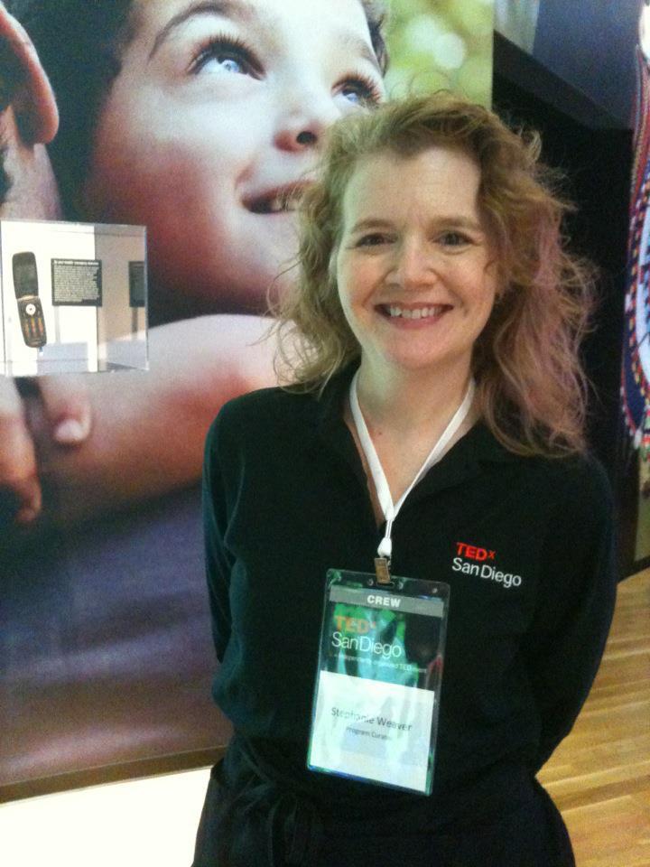 Stephanie Weaver, TEDx Speaker Coach