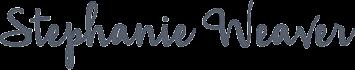Stephanie Weaver Logo
